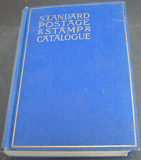 Antique - Scott's Standard Postage Stamp Catalogue Edited By Clark 1938