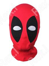 X-Men - Deadpool Mask Balaclava Hood Cosplay