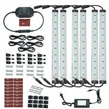 LED Under Cabinet Lighting 48W 3600 Lumen, Dimmable 5000K Daylight White 6 Pack