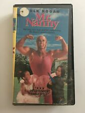 Mr. Nanny (VHS, 1994) Used Tape With Case.
