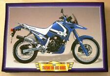 Suzuki Dr Grande Años 800 1991 800 S Classic Vintage Moto Bicicleta 1990 de la imagen