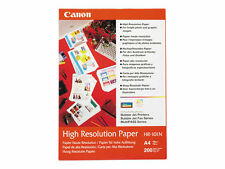 Canon Genuine A4 High Resolution Paper 110gsm 200 Shee