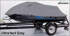 PWC Jet ski cover- Grey Seadoo Jet Boat-Speedster 95-97,Fits 14.5',Speedster LE