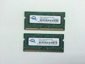 32.0GB (2 x 16.0GB) OWC PC14900 DDR3 1867MHz SO-DIMM 204 Pin RAM