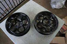 """JDM WELL racing 15"""" x 3.5"""" rims wheels drag skinny skinnies weld pcd100x4 EG ek"""