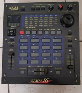 Campionatore audio Akai Remix 16