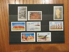 FRANCE 8 timbres de service Unesco, années 93-96-98-2001, NEUFS** sans charnière