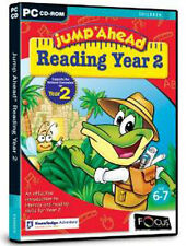 Jump Ahead Reading year 2 PC CD-ROM •SHIPPING •ALWAYS FAST •ALWAYS FREE•
