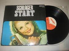 Schlager Start  Vinyl  LP Amiga mono