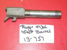 """RUGER 97 DC 45 ACP CAL 4 """" BARREL USED GOOD WORKING CONDITION"""