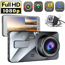 "4"" Vehicle HD 1080P Car Dashboard DVR Camera Video Recorder G-Sensor Dash Cam"