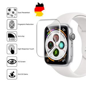 Apple Watch iWatch Series 3/4/5/6 &SE NANO Panzerfolie Display Schutz Glas Folie