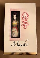 Collectible Maiko Barbie Doll GOLD LABEL Japanese Geisha Kimono Barbie
