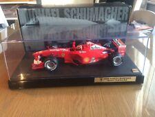1:18 Hot Wheels Ferrari F2000 Michael Schumacher Marlboro