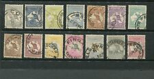 COMPLETE THIRD WM ROOS to L2  GREAT POSTALLY USED