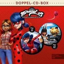 Neues Angebot2 CDs * MIRACULOUS - DOPPEL-CD-BOX (FOLGE 11 + 12) # NEU OVP &