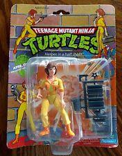 Playmates Toys Teenage Mutant Ninja Turtles April ONeil Toy Action Figure New
