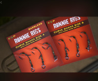 Brand New ESP Cryogen Ready Tied Ronnie Rigs - All Types Available