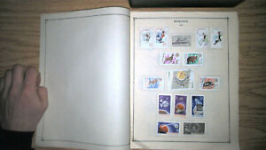 ROMANIA COLLECTION ON ALBUM PAGES, MINT/USED