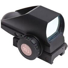 New 2018 Truglo Tru Brite Open Red Dot Sight 5 MOA Reticle Dual Color TG8385B