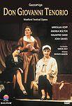 GAZZANIGA Don Giovanni Tenorio ~ Wexford Festival Opera (DVD, 2009)