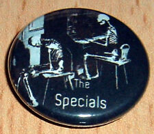The Specials - Ghost Town 25mm Pin Badge SP1