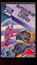 Lester del Rey - Ascenseur pour l'infini, Marabout Poche 2000 n°8 1974