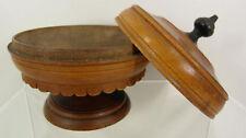 Irritanti lattina di legno/Coperchio lattina, con pittura,