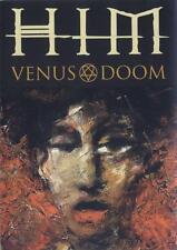 HIM - Venus Doom - Aufkleber / Sticker - schöner Promoaufkleber