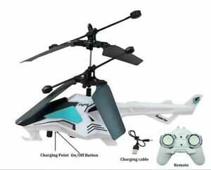 Induction Type Sky Falcon Flying Indoor Remote control Helicopter for Kids Toys