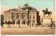 CPA -Carte postale- Suisse - Genève - Place Neuve - 1908 (CP996)