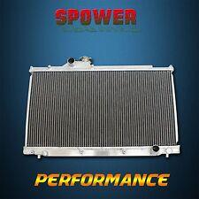 Aluminum Radiator For Lexus IS300 Sportcross L6 3.0L 2JZGE MT 01-05 50mm Core
