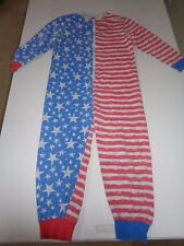 American flag print onesey from NEXT age 6 Stunning A05