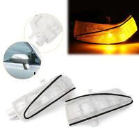 2x Rearview Mirror Lamp LED Turn Signal Light Left Right for Honda Civic 2006-11