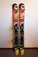 Rossignol S4 Pro Kids Twin Tip Downhill Skis 118 cm jr junior childrens Park Jib