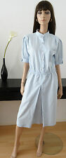 ROBE VINTAGE HOTESSE AIR FRANCE /LOUIS FERAUD BLEUE T.40 /COLLECTOR 1987 - dress