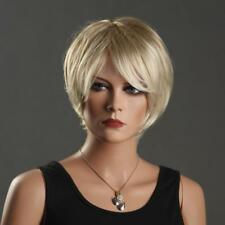 PERRUQUE LUXE BLONDE SEXY ADULTE FEMME  WIG CHEVEUX DéGUISEMENT PERRUCCA HAIR