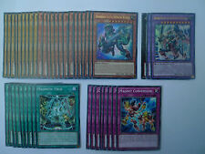 Magnet Warrior Deck * Ready To Play * Yu-gi-oh