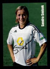 Sandra Smisek Autogrammkarte 1 FFC Frankfurt 2011-12 Original Sign+A 161354