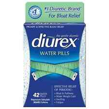DIUREX Water Pills 42 Each