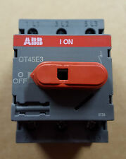 ABB Disconnect Switch OT45E3 NIB Free international Shipping!!