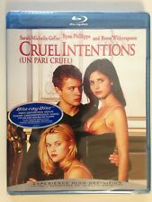 Cruel Intentions (Blu ray, 2007)(NEW) Rare, OOP, Region Free, Reese Witherspoon