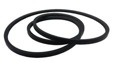 V Belt Replaces Power Drive A115 or 4L1170 V Belt 1/2 x 117in VBelt