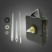DIY Reparatur Werkzeug Quarz Batterie Mechanismus ersetzen Wanduhr Bewegung S9P2