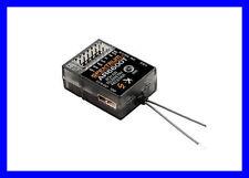 SPEKTRUM AR6600T DSMX 6 CHANNEL 2.4GHZ TELEMETRY RECEIVER SPMAR6600T DX7 DX8 DX9