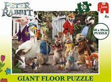 Peter Rabbit 19475 Movie Giant Floor Puzzle