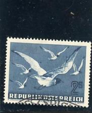 Austria 1950 Airmail Bird canceled  Scott # C56 CV$ 9.50