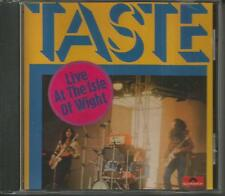 Taste  – Live At The Isle Of Wight  - Early West German Polydor CD  841 601-2