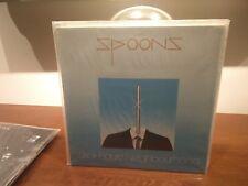Spoons Stick Figure Neighbourhood Lp Reissue 2013 Canada Issue Mint Unplayed