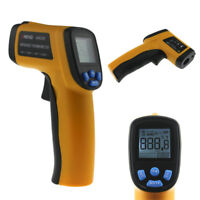 AN320 Non-Contact LCD IR Laser Infrared Digital Temperature Thermometer Gun ZQDJ